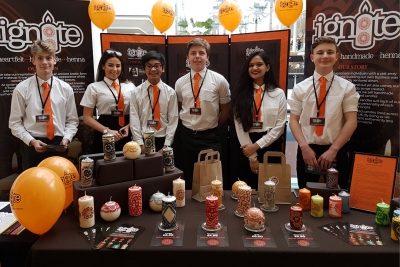 Young Enterprise Diary - Sessions 8 to 11